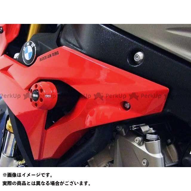 パイツマイヤー S1000R スライダー類 クラッシュパッド X-Pad チタン