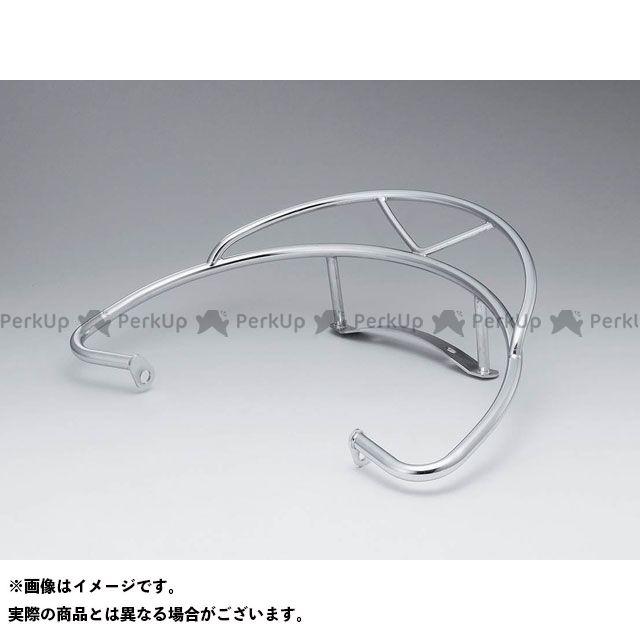 キジマ FLSTC ヘリテイジソフテイルクラシック FLSTN ソフテイルデラックス FLSTSC スプリンガークラシック タンデム用品 シートレール(クロームメッキ)