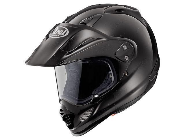 送料無料 アライ ヘルメット Arai オフロードヘルメット TOUR CROSS 3(ツアークロス3) グラスブラック 55-56cm