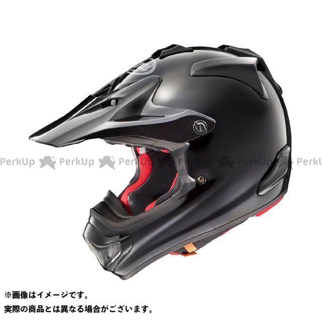 送料無料 アライ ヘルメット Arai オフロードヘルメット V-CROSS 4(V-クロス4) ブラック 61-62cm