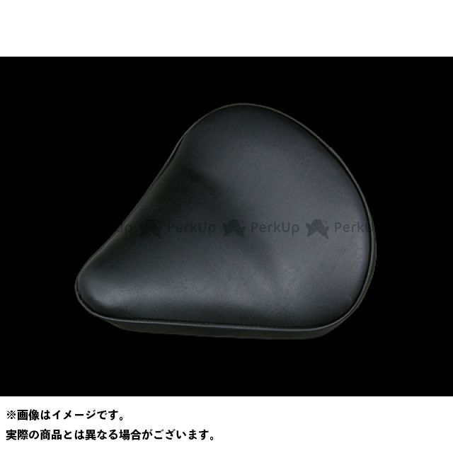 ネオファクトリー ハーレー汎用 ソロシート ラージ カラー:ブラック ネオファク