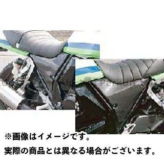 コワース ZRX400 ZRX400- RSサイドカバー 素材:FRP黒ゲルコート COERCE