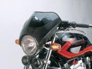 送料無料 コワース CB1000スーパーフォア(CB1000SF) CB400スーパーフォア(CB400SF) カウル・エアロ RSビキニカウル M96 FRP黒ゲル スモーク