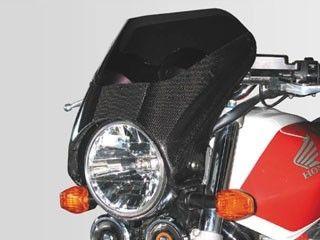送料無料 コワース CB1000スーパーフォア(CB1000SF) CB400スーパーフォア(CB400SF) カウル・エアロ RSビキニカウル M02 FRP黒ゲル スモーク
