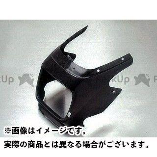 送料無料 コワース ZRX400 カウル・エアロ ビキニカウル FRP黒ゲル