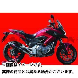 サンセイ NC700X devil by SANSEI リヤエキゾースト SANSEI RACING
