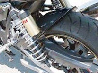 送料無料 コワース ZRX1200ダエグ フェンダー リアフェンダー RSタイプ FRP白ゲルコート