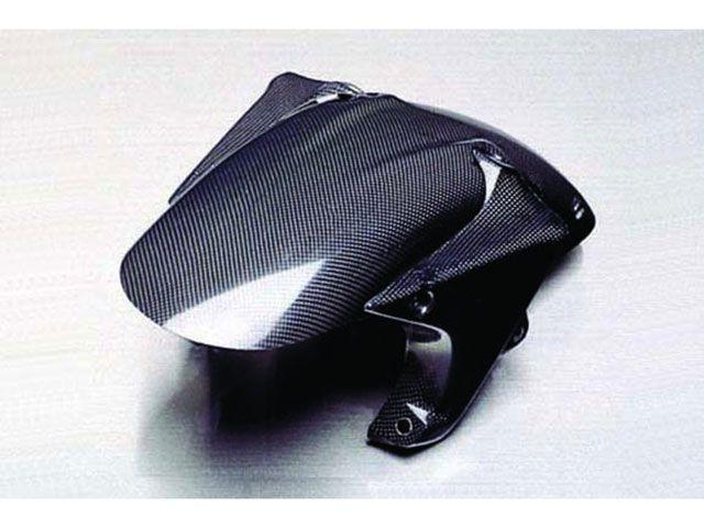 送料無料 コワース ZXR400 ZXR400R フェンダー フロントフェンダー STDタイプ カーボン