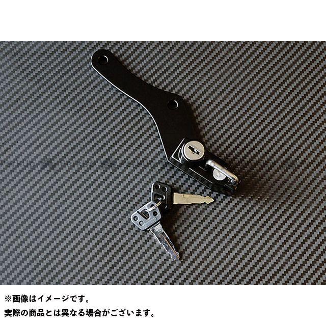 ベビーフェイス K1600GT ヘルメットロック(ブラック)  BABYFACE