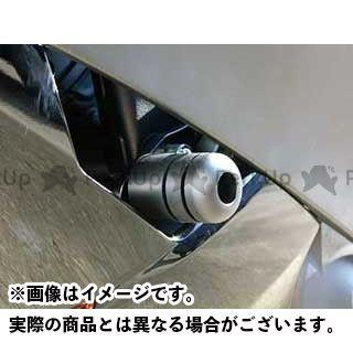ベビーフェイス YZF-R6 フレームスライダー(ブラック) BABYFACE