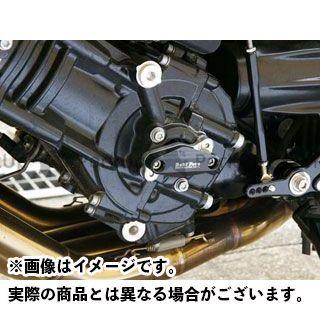 【エントリーで最大P23倍】ベビーフェイス K1200R K1300R エンジンスライダー 左側(ブラック) BABYFACE