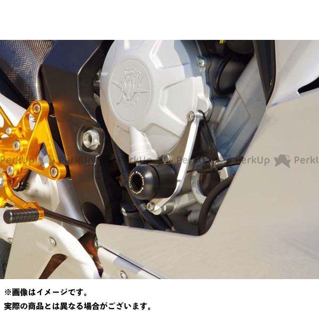 ベビーフェイス ブルターレ800ドラッグスター F3 675 エンジンスライダー 仕様:右 BABYFACE