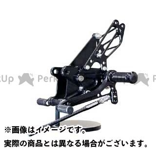 ベビーフェイス ニンジャZX-10R バックステップ関連パーツ IDEAL バックステップキット ゴールド