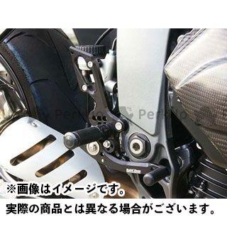 【エントリーで更にP5倍】ベビーフェイス K1300R バックステップキット カラー:ゴールド BABYFACE