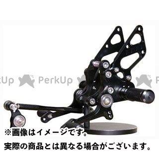 【エントリーで更にP5倍】ベビーフェイス 1098 1098S バックステップキット Type2 1098/S カラー:ブラック BABYFACE