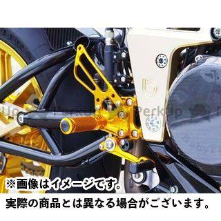 【エントリーで更にP5倍】ベビーフェイス DB6 1000デリリオ バックステップキット カラー:ゴールド BABYFACE