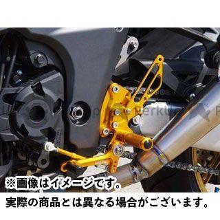 【エントリーで更にP5倍】ベビーフェイス Z1000 バックステップキット 仕様:逆チェンジモデル カラー:シルバー BABYFACE