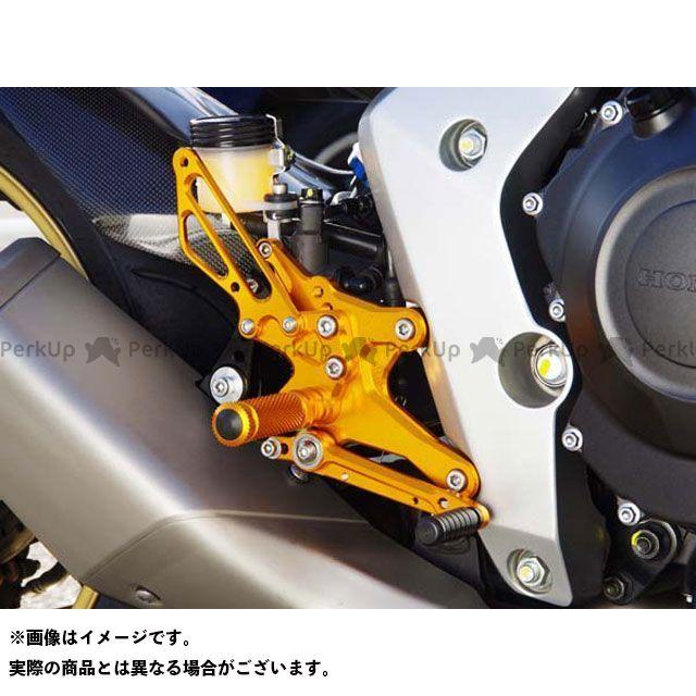 【エントリーで更にP5倍】ベビーフェイス CB1000R バックステップキット カラー:シルバー BABYFACE