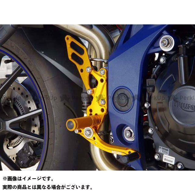 【エントリーで更にP5倍】ベビーフェイス スピードトリプル バックステップキット カラー:ゴールド BABYFACE