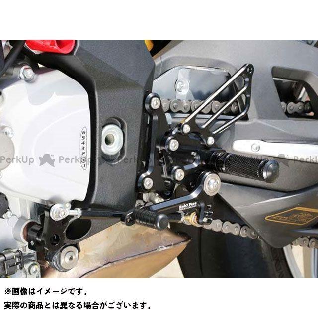 【エントリーで更にP5倍】ベビーフェイス ブルターレ1090 バックステップキット 仕様:タイプ2 カラー:ブラック BABYFACE