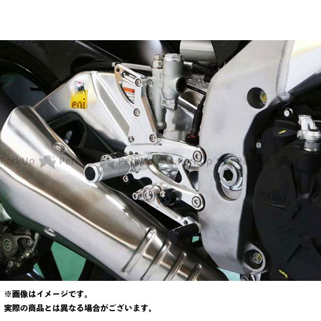 【エントリーで更にP5倍】ベビーフェイス RSV4 R APRC トゥオーノV4R APRC バックステップキット 仕様:レース カラー:ゴールド BABYFACE