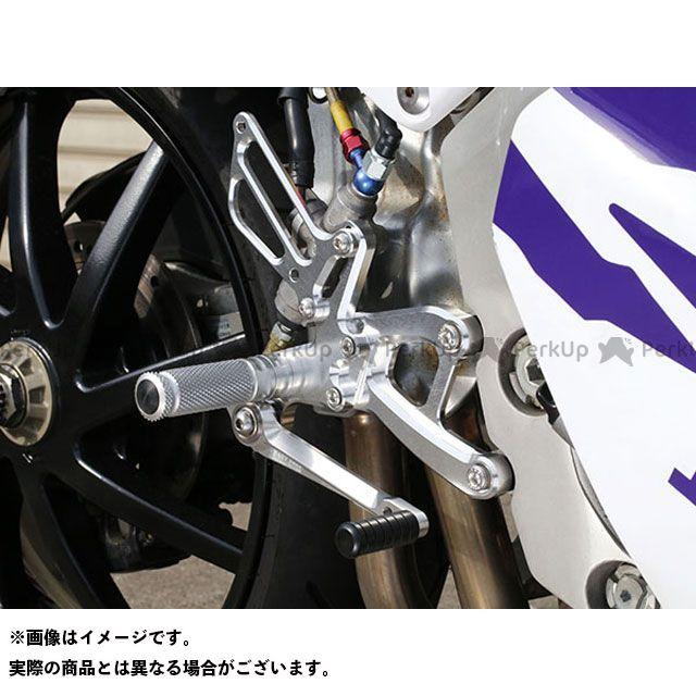 【エントリーで更にP5倍】ベビーフェイス RVF400 バックステップキット 仕様:ノーマル カラー:ブラック BABYFACE