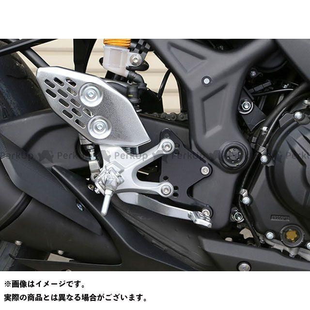 【エントリーで更にP5倍】ベビーフェイス YZF-R25 セットバックプレート 仕様:正チェンジモデル BABYFACE