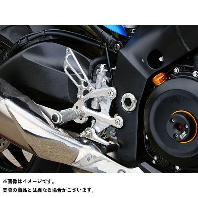 【エントリーで更にP5倍】ベビーフェイス GSX-S1000 GSX-S1000F バックステップキット 仕様:正 カラー:ゴールド BABYFACE