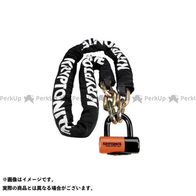 KRYPTONITE ニューヨークチェーン&EV4ディスクロック(1000mm) クリプトナイト