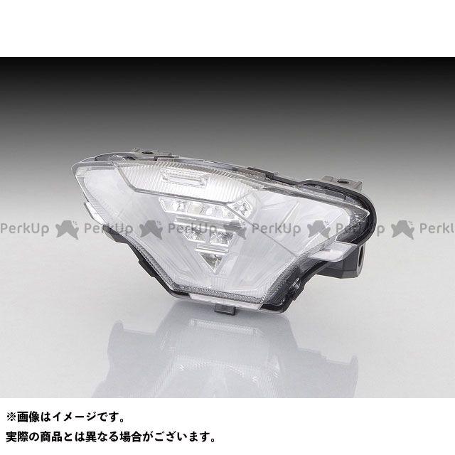 キタコ YZF-R25 YZF-R3 テール関連パーツ LEDテールランプ クリア