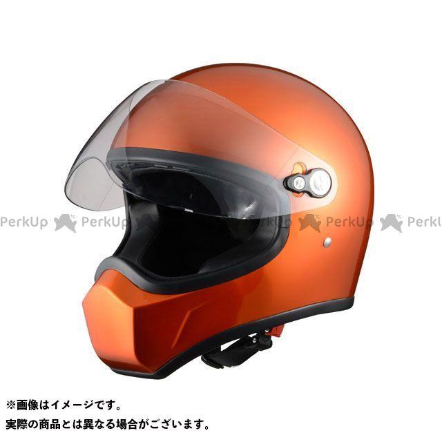 Silex ネオレトロヘルメット FUJIN オレンジメタリック M/57-58cm シレックス