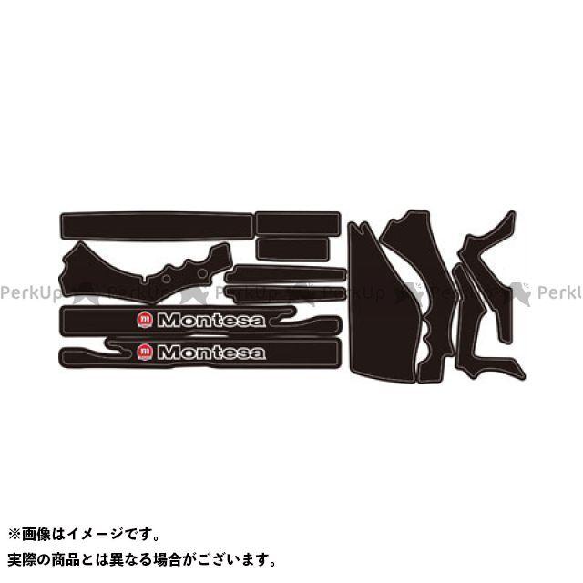 【エントリーで更にP5倍】力造 COTA4RT フレームデカールKIT/プロテクションシール付 カラー:ブラック リキゾー