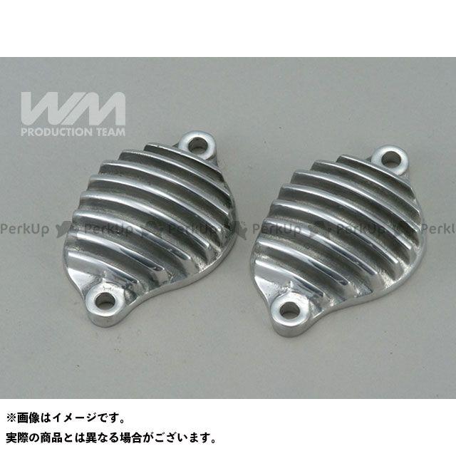 WM SR400 SR500 フィン付 タペットカバー ダブルエム