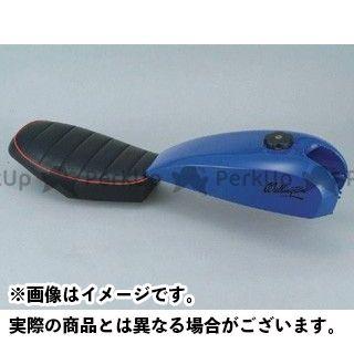 WM グラストラッカー ボルティー ロードトラッカーアルミタンク 仕様:アルミ地仕上げ ダブルエム