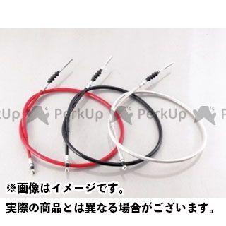 キタコ KITACO ハンドルケーブル・ホース類 ハンドル キタコ KX250 ステンレスクラッチワイヤー