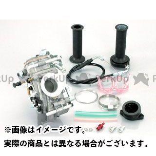 キタコ ミクニTDMRφ32 ビッグキャブレターキット(ULTRA-SE用/樹脂スロットル) KITACO