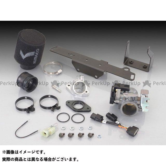 キタコ グロム ビッグスロットルキット キタコ製NEOボアアップキット164cc/181cc対応 KITACO