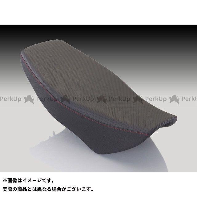キタコ グロム アイディアルシート レッド KITACO