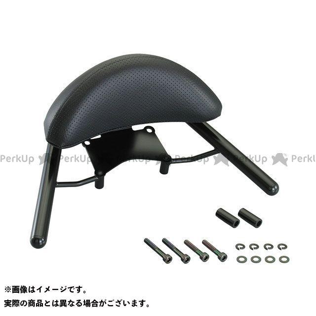キタコ PCX125 PCX150 タンデムバー付バックレスト カラー:ブラック パッドタイプ:300 メーカー在庫あり KITACO