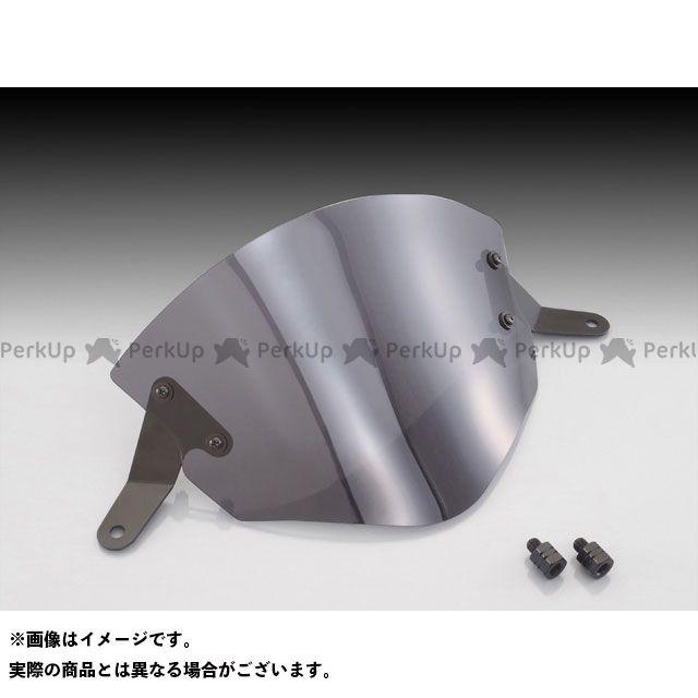 キタコ リード125 エアロバイザー カラー:スモーク KITACO