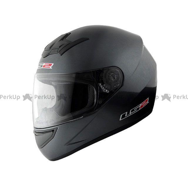 送料無料 LS2 HELMETS エルエスツー フルフェイスヘルメット LS2 BLAST(ブラスト) グレーメタリック L/59-60cm