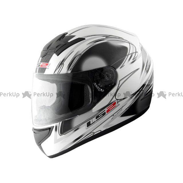 送料無料 LS2 HELMETS エルエスツー フルフェイスヘルメット LS2 BLAST(ブラスト) ダイアモンドホワイト XL/61-62cm