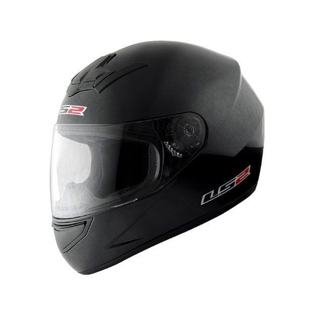 送料無料 LS2 HELMETS エルエスツー フルフェイスヘルメット LS2 BLAST(ブラスト) ブラックメタリック S/55-56cm