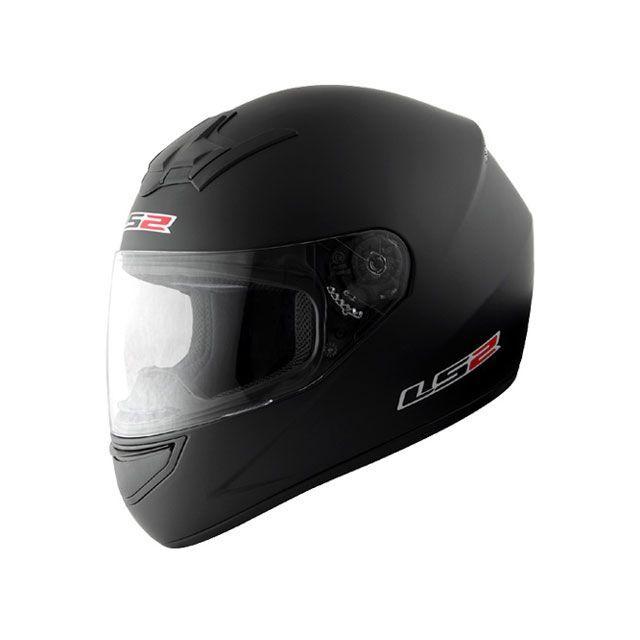送料無料 LS2 HELMETS エルエスツー フルフェイスヘルメット LS2 BLAST(ブラスト) マットブラック L/59-60cm