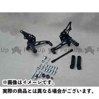 【エントリーで更にP5倍】WR'S XJR1200 XJR1300 バトルステップ タイプR ブラックバージョン(ケミカルブラック) WR'S