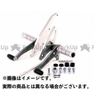 【エントリーで更にP5倍】【特価品】WR'S XJR400R バトルステップ 1ポジションタイプ WR'S