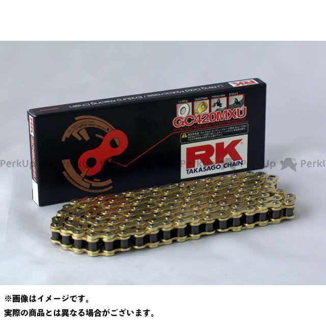 RKエキセル 汎用 オフロードレース用シールチェーン GC420MXU 100フィート(約30メートル) RK EXCEL