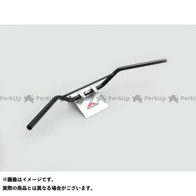 ハリケーン VTR250 トラッカーHIGH ブリッジ付 ハンドルセット カラー:ブラック HURRICANE