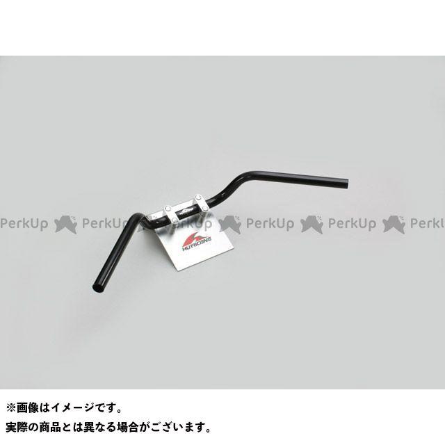 ハリケーン SR400 SR500 ナロー2型 ハンドルセット カラー:ブラック HURRICANE