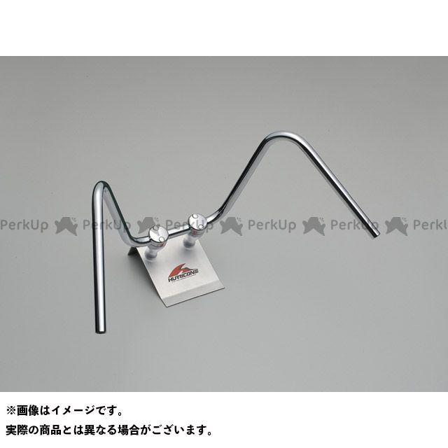 送料無料 ハリケーン グラストラッカー グラストラッカービッグボーイ ハンドル関連パーツ 300ドロップエンド ハンドルセット(クロームメッキ)